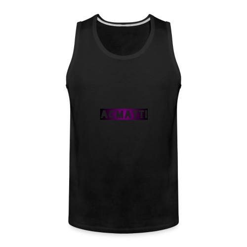 Simple ACMATTI - Men's Premium Tank