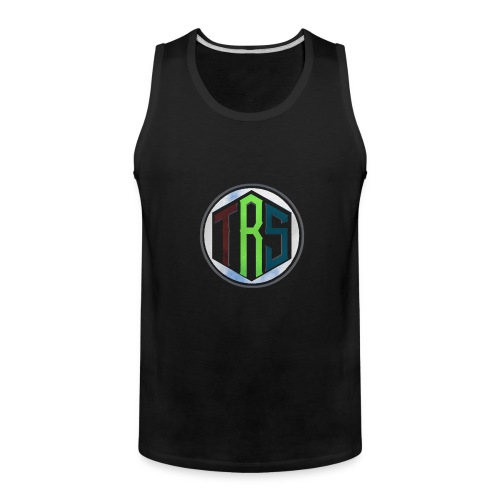 Three Ribbon Studios Crew - Men's Premium Tank