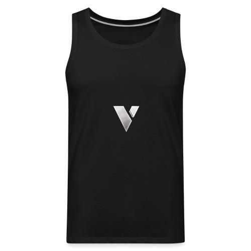 virtual merch logo - Men's Premium Tank