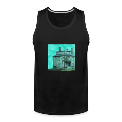 The Long Road Cover (House Only) - Men's Premium Tank