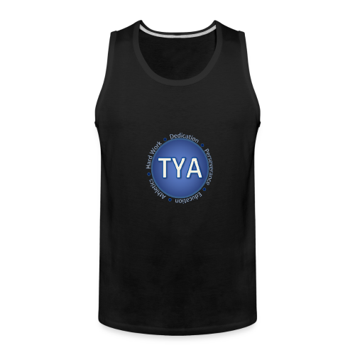Texas Youth Advocates Apparel - Men's Premium Tank