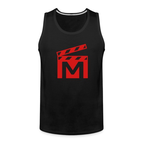 MOVIEMAN RAMON CLASSIC RED M - Men's Premium Tank
