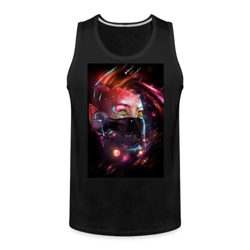 I see lights - Men's Premium Tank