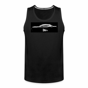dodge demon challenger design - Men's Premium Tank