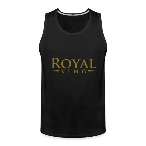 Royal King - Men's Premium Tank