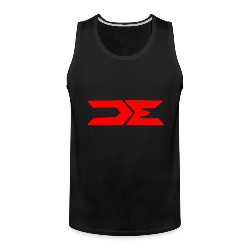 Evolve Clan Logo - Men's Premium Tank