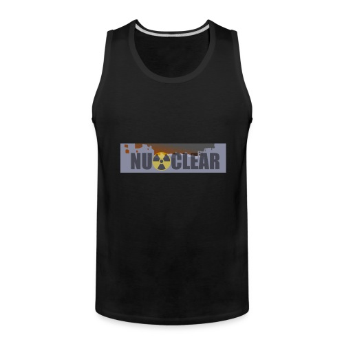 nu_clear - Men's Premium Tank