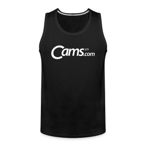 Cams.com Merchandise - Men's Premium Tank