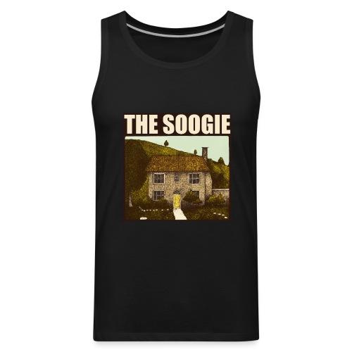 Cabbit House Faux Vintage T Shirt by The Soogie - Men's Premium Tank