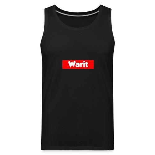 Warit X Supreme design - Men's Premium Tank
