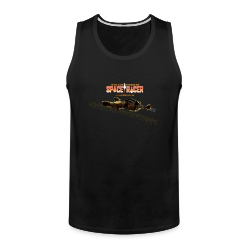 SR_Freerunner_space - Men's Premium Tank