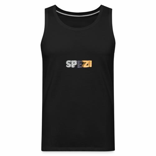 Spezitext - Men's Premium Tank