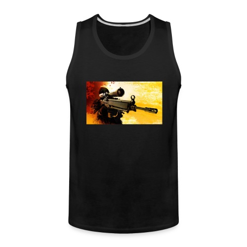 CS-GO-UL LUI ALEX - Men's Premium Tank