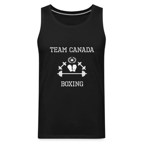 Team Canada Boxing - Men's Premium Tank