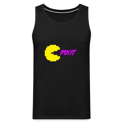 PixIt Merchandise Clothes - Men's Premium Tank