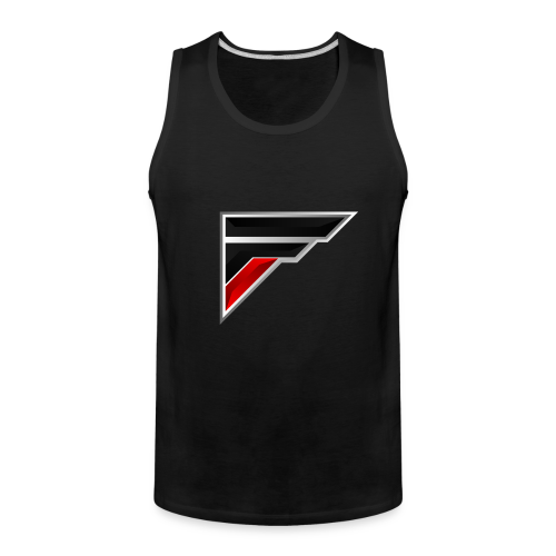 Flash Logo - Men's Premium Tank