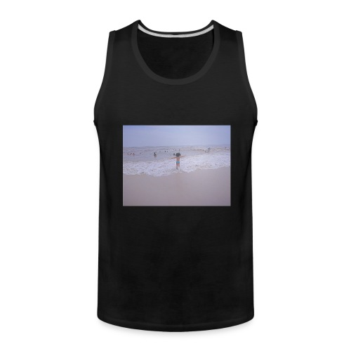 Beach vibes - Men's Premium Tank