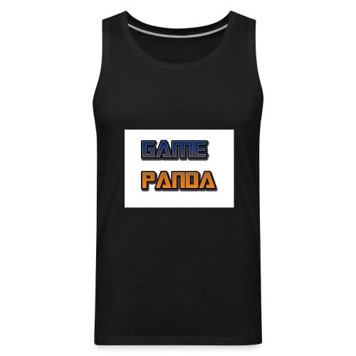 Game Panda Casuals New design at cheap Price - Men's Premium Tank