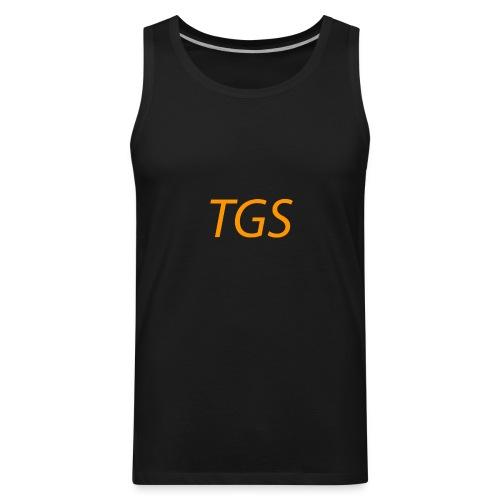 TGS_Shirt_Logo - Men's Premium Tank