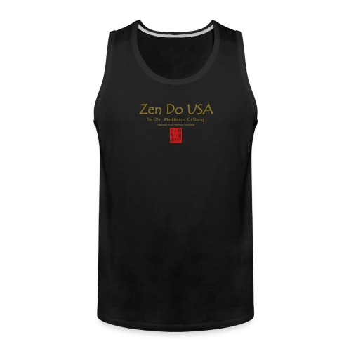 Zen Do USA - Men's Premium Tank