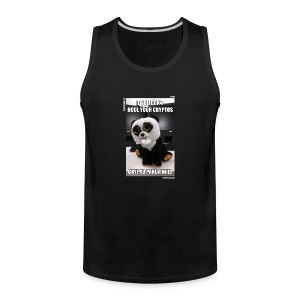 If Don't HODL Your Cryptos... - Men's Premium Tank