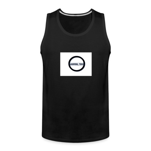 channel - Men's Premium Tank