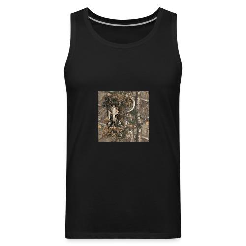 Deer View - Men's Premium Tank