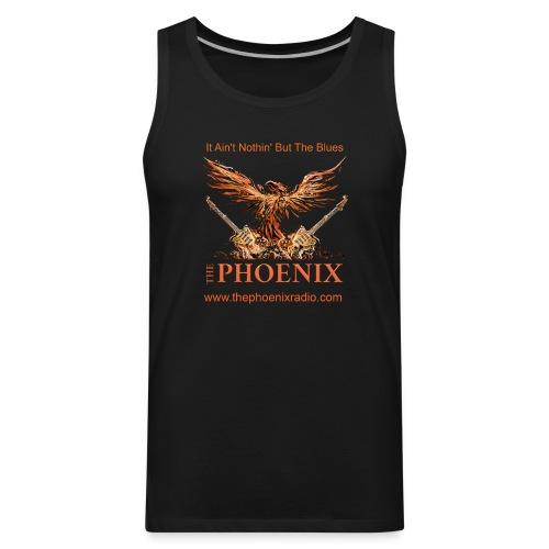 The Phoenix Radio - Men's Premium Tank