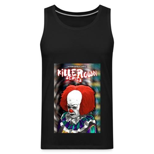 clown series - Men's Premium Tank