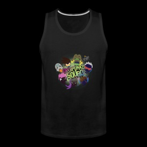 Overplayed Squad - Men's Premium Tank