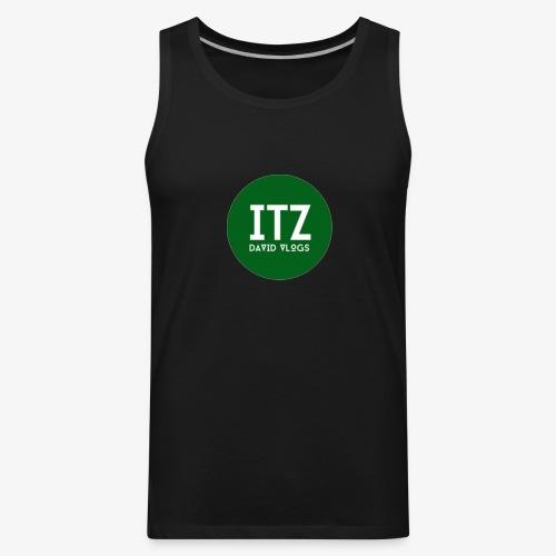 ITZ DAVID VLOGS - Men's Premium Tank