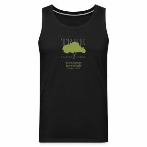 Tree Reading Swag - Men's Premium Tank