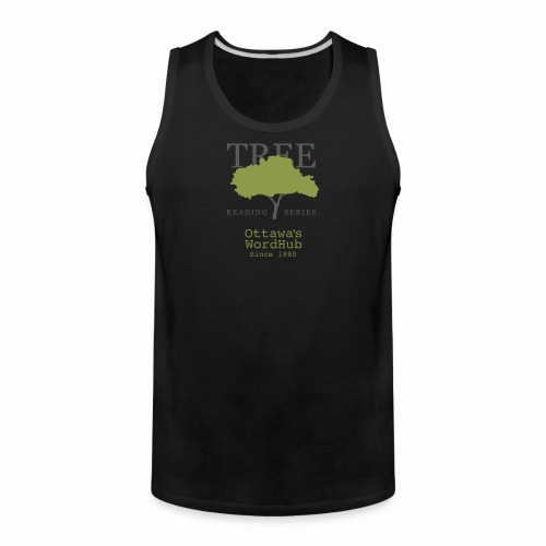 Tree Reading Swag - Men's Premium Tank