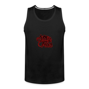 Stay True - Men's Premium Tank