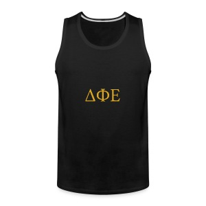 Good Ol Letters - Men's Premium Tank