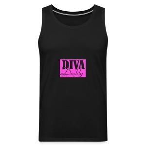 Diva Daddy™ FASHION WEAR FOR SINGLE MOMS - Men's Premium Tank