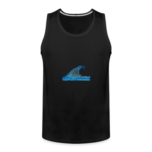 water_PNG3290 - Men's Premium Tank