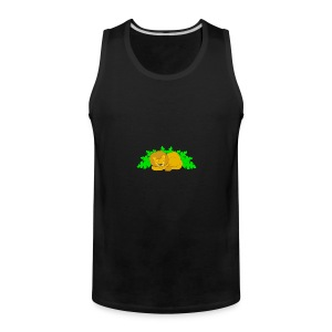 Sleeping Lion - Men's Premium Tank