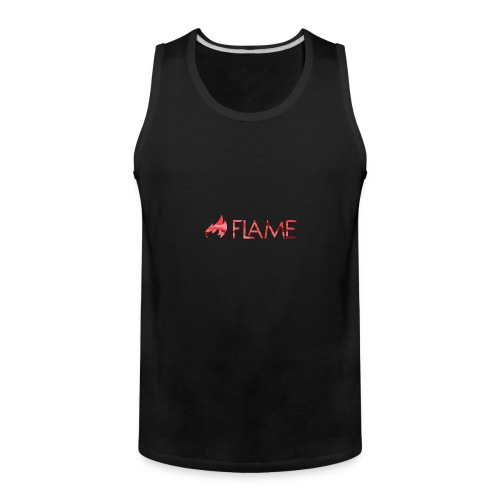 The Flame Army - Red - Men's Premium Tank