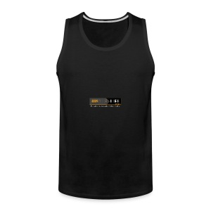 Hustle_Life - Men's Premium Tank