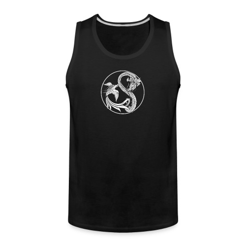 Phoenix vs Dragon Yin Yang - Men's Premium Tank