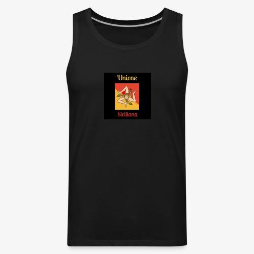 Unione Siciliana T-Shirt - Men's Premium Tank