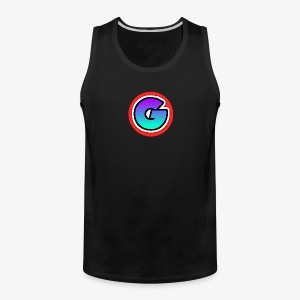 Galaxy Circle Logo - Men's Premium Tank
