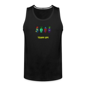 Spaceteam Team Up! - Men's Premium Tank