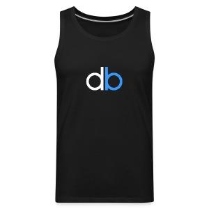DirtyBass.net - Men's Premium Tank