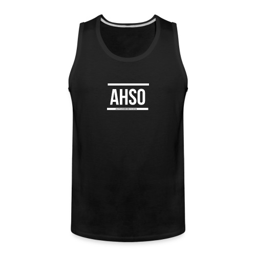 AHSO VenDite Version Merchendise - Men's Premium Tank