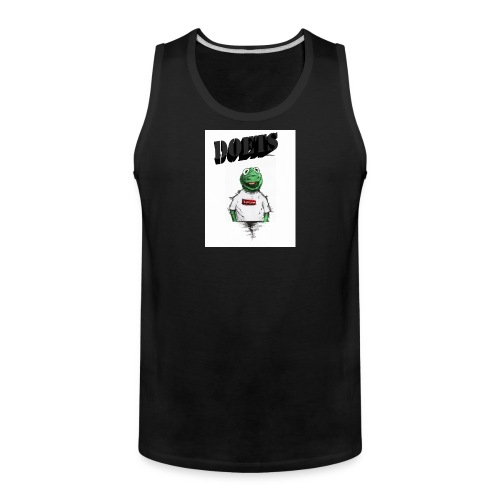 Mens_Merch(Size) - Men's Premium Tank