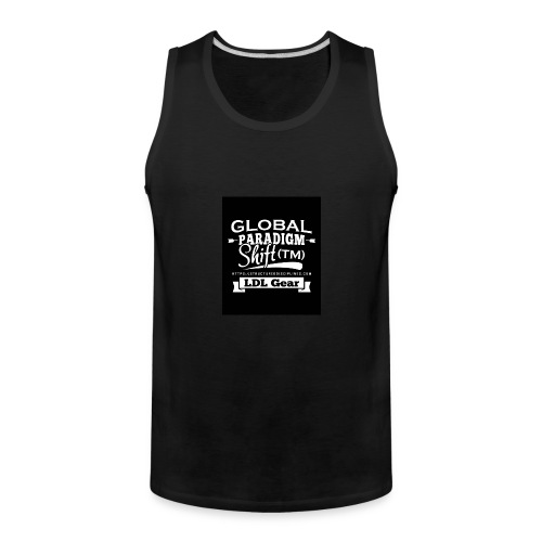 Global Paradigm Shift - Men's Premium Tank