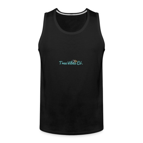 TrueVibes x Pastel Collection - Men's Premium Tank