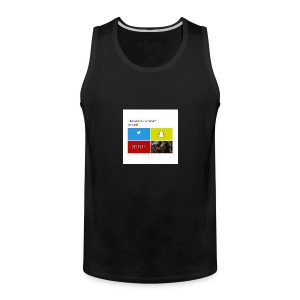 First shirt - Men's Premium Tank